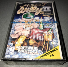 Jet Set Willy 2 : The Final Frontier  (SEALED)