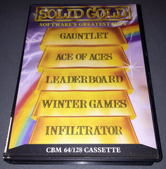 Solid Gold   (Compilation) - TheRetroCavern.com  - 1