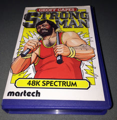 Geoff Capes Strongman  /  Strong Man