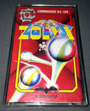 Zolyx for C64 / 128 - TheRetroCavern.com  - 1