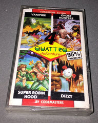 4 Quattro Adventure   (Compilation) - TheRetroCavern.com  - 1