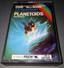 Planetoids (+Missile) - TheRetroCavern.com  - 1