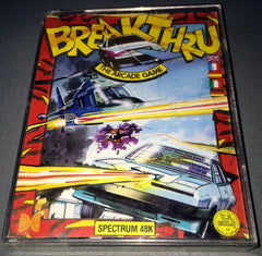 Breakthru   (Break Thru) - TheRetroCavern.com  - 1