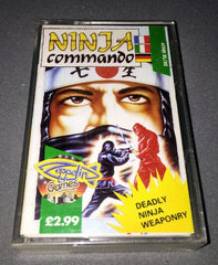 Ninja Commando - TheRetroCavern.com  - 1