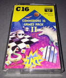 Commodore 16 Games Pack II  /  2   (Compilation) - TheRetroCavern.com  - 1