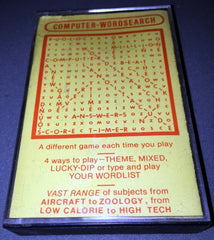 Computer Wordsearch  /  Computer-Wordsearch - TheRetroCavern.com  - 1