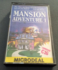 Mansion Adventure 1 - TheRetroCavern.com  - 1