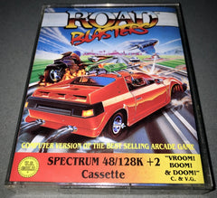Road Blasters   (Roadblasters)