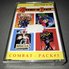 4 Games In 1 Pack - Hit Pack #3 - Combat   (Compilation)