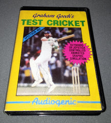 Graham Gooch's Test Cricket - TheRetroCavern.com  - 1