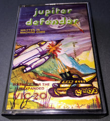 Jupiter Defender - TheRetroCavern.com