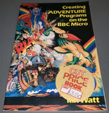 Creating Adventure Programs On The BBC Micro