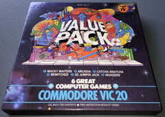 Value Pack (Compilation) - TheRetroCavern.com  - 1