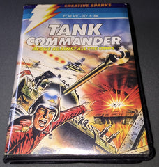Tank Commander - TheRetroCavern.com  - 1