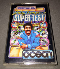 Daley Thompson's Super-Test - TheRetroCavern.com  - 1