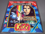 Moonwalker  /  Moon Walker