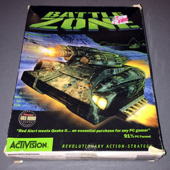 Battle Zone  /  Battlezone - TheRetroCavern.com  - 1