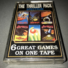 The Thriller Pack   (Compilation)