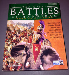 The Great Battles Of Hannibal