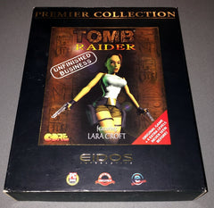 Tomb Raider + Unfinished Business - TheRetroCavern.com  - 1