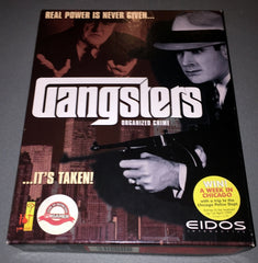 Gangsters - TheRetroCavern.com  - 1