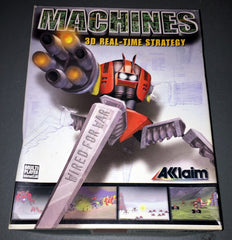 Machines - Wired For War