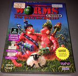 Worms United & Reinforcements- Limited Edition - TheRetroCavern.com  - 1