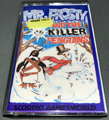 Mr. Frosty And The Killer Penguins