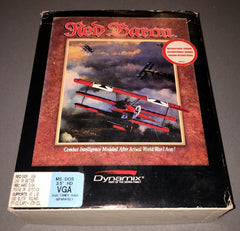 Red Baron - TheRetroCavern.com  - 1
