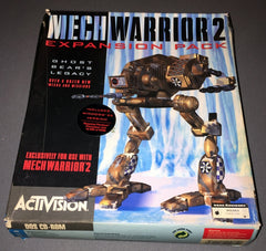 Mech Warrior 2 Expansion Pack - Ghost Bear's Legacy - TheRetroCavern.com  - 1