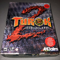 Turok 2 - Seeds Of Evil - TheRetroCavern.com  - 1