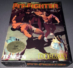 Pit-Fighter   (Pit Fighter) - TheRetroCavern.com  - 1