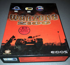Warzone 2100 - TheRetroCavern.com  - 1
