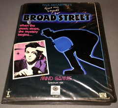 Paul McCartney's - Give My Regards To Broad Street
