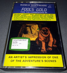 Fool's Gold  /  Fools Gold - TheRetroCavern.com  - 1