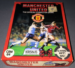 Manchester United - The Official Computer Game - TheRetroCavern.com  - 1