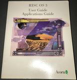 RISC OS 2 User Guide + Applications Guide