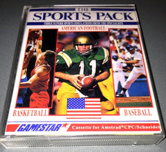 The Sports Pack   (Compilation) - TheRetroCavern.com  - 1