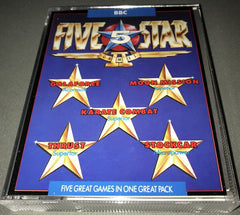Five Star Games II  /  2   (5 Star Games)   (Compilation)