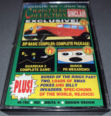 Your Sinclair - Christmas Collection - Issue 85 / December 1992 / January 93   (Compilation)