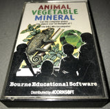 Animal Vegetable Mineral