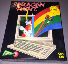 Saracen Paint - TheRetroCavern.com  - 1