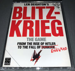 Len Deighton's Blitzkrieg / Blitz-krieg - The Game