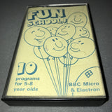 Fun School 2  (5-8 Year Olds)