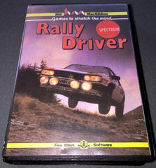 Rally Driver - TheRetroCavern.com  - 1