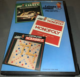 Leisure Genius Presents - Monopoly, Scrabble, and Cluedo   (Compilation)