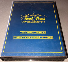 Trivial Pursuit - Commodore Genus Edition - TheRetroCavern.com  - 1