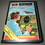 Heathrow Air Traffic Control (ATC)