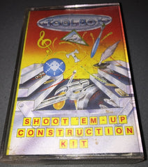 Shoot-Em-Up Construction Kit - TheRetroCavern.com  - 1