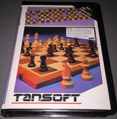 Chess for Oric - TheRetroCavern.com  - 1